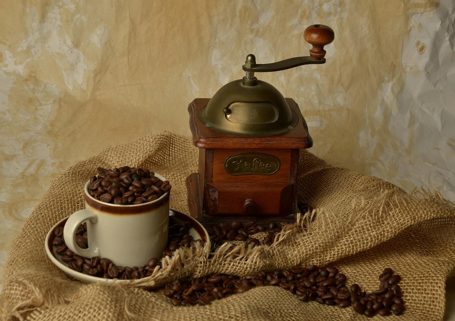 コーヒーとレトロ