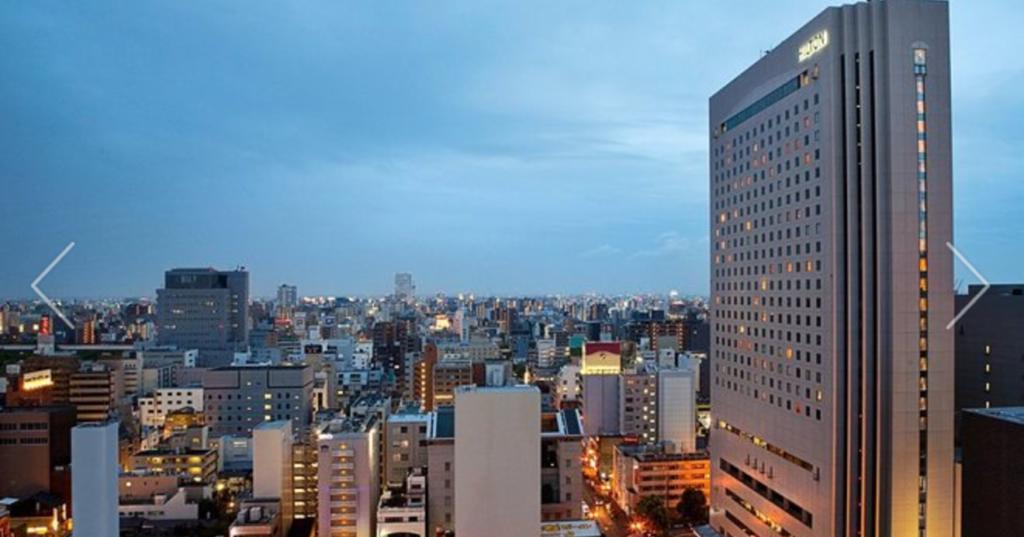 名古屋でカメラ仲間と食事会【名古屋ヒルトンホテルにて】