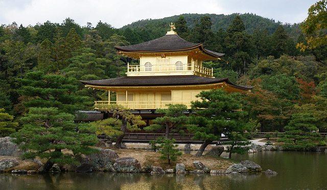 kinkakuji-京都